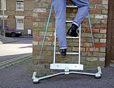 Ladder Safety Fall Protection Engineering Works